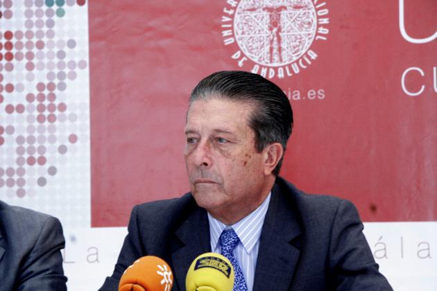 Federico Mayor Zaragoza. Photo: International University of Andalusia