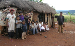 The Government of Paraguay will save the Guana language